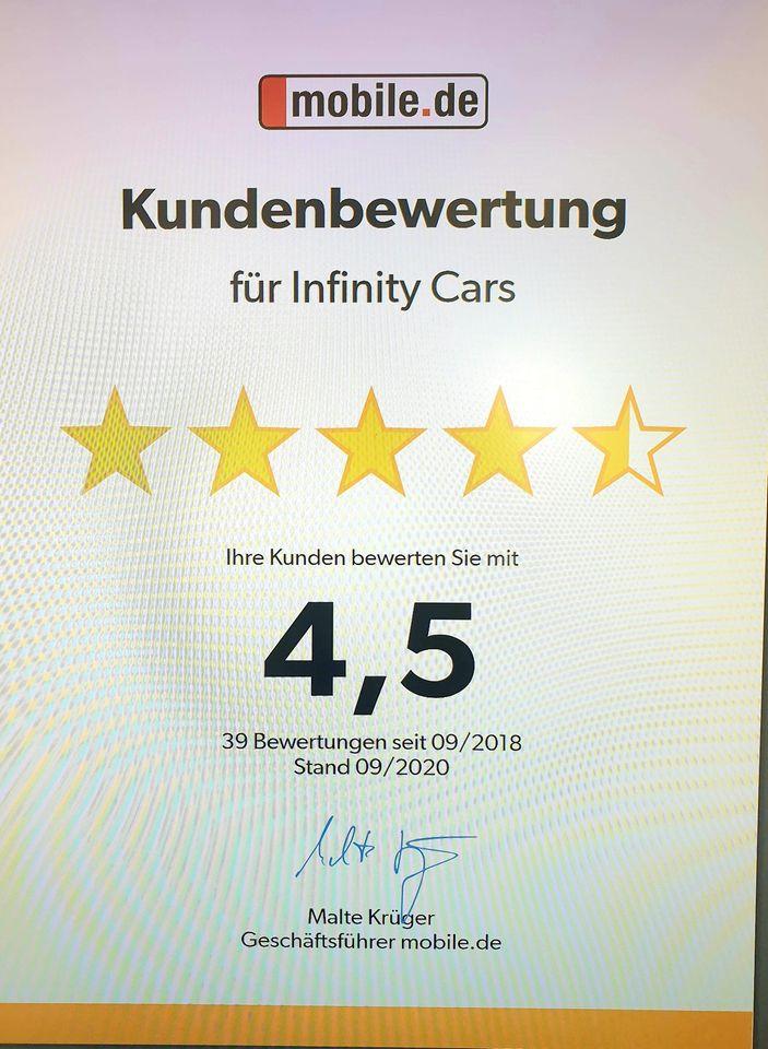 Infinity Cars bei mobile.de
